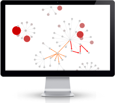 Graphlytic - graph visualization and analytics software